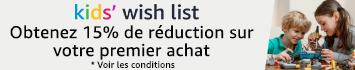 Promo Kids' Wish List