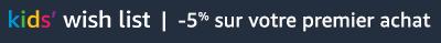 -5% sur votre premier achat