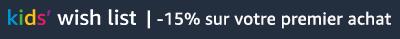 -15% sur votre premier achat