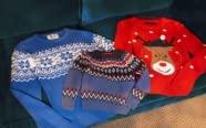 Pulls et déguisement de Noël