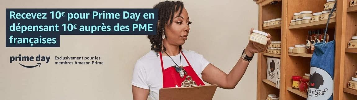 Amazon soutient les PME françaises