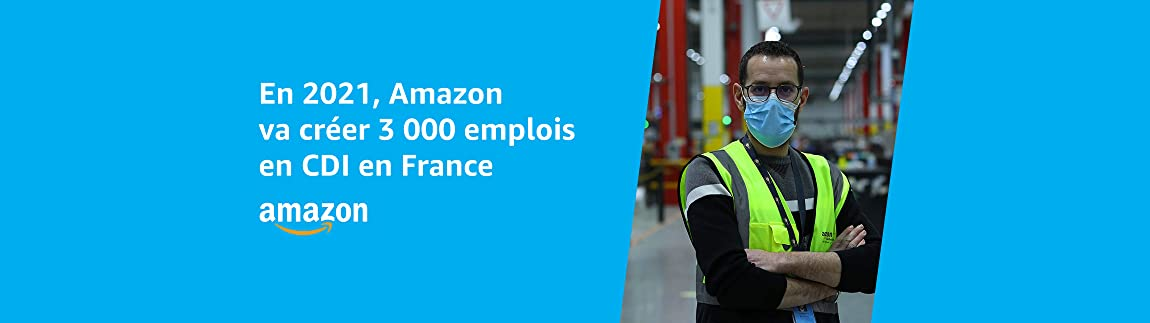3000 emplois en CDI