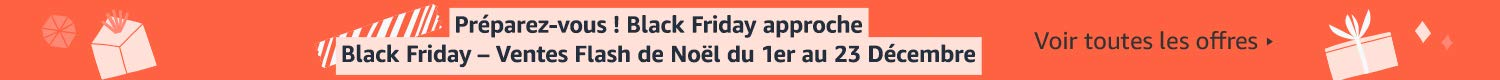 Les offres Black Friday approchent