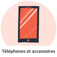 Téléphones et accessoires