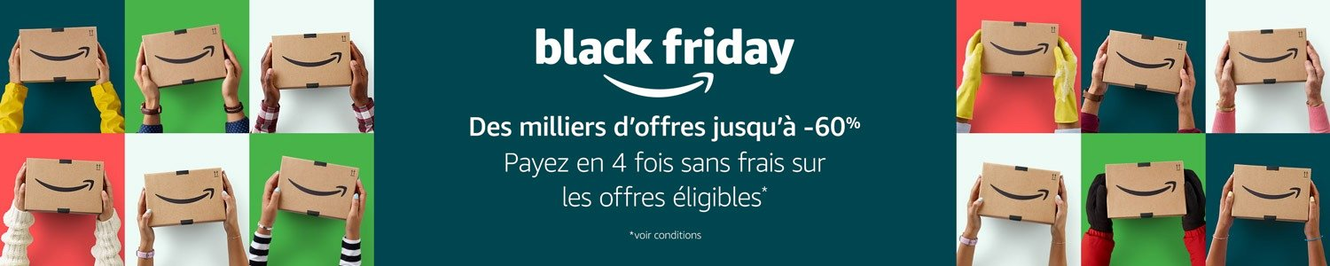 Black Friday sur Amazon