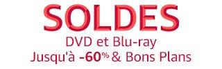 SOLDES DVD et Blu-ray jusqu'à -60% & Bons Plans