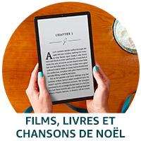 Films, livres et chansons de Noël