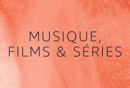 Musique films séries