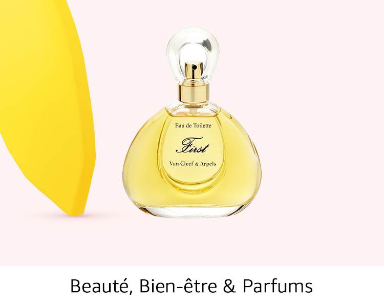 Beauté, Bien-être & Parfums