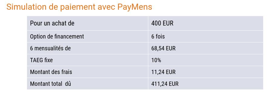 Paymens Amazon Fr