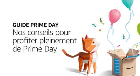Nos conseils pour profiter pleinement de Prime Day