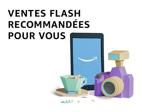 Ventes flash recommandées pour vous