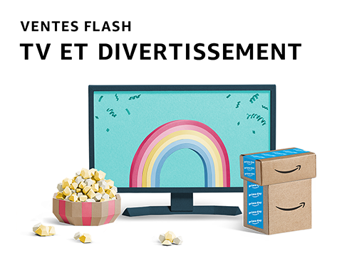 Ventes Flash TV et divertissement