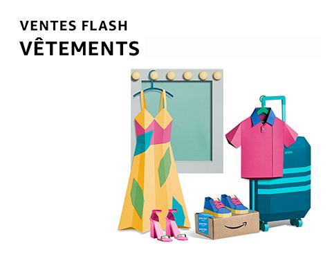 Ventes flash Vêtements