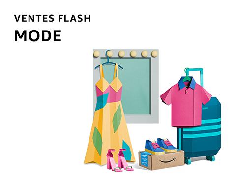 Ventes flash Mode et accessoires