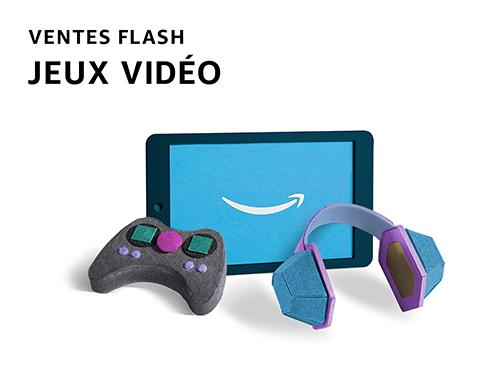 Ventes flash jeux vidéo