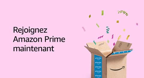 S'abonner à Amazon Prime