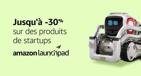 Jusqu'à -20% sur les produits de start ups