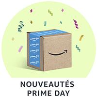 Nouveautés Prime Day