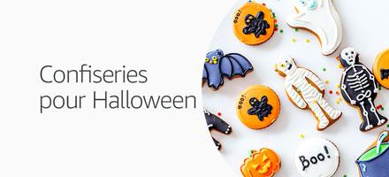 Confiseries pour Halloween