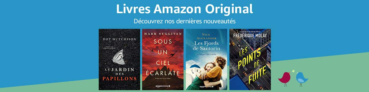 Amazon Fr Livres Amazon Original Boutique Kindle