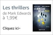 Les thrillers de Mark Edwards à 1,99€