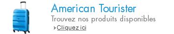 American Tourister: Trouvez toute la sélection disponible...