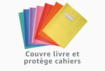 Couvre livre et protège cahiers