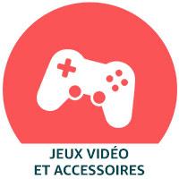 Jeux vidéo et accessoires