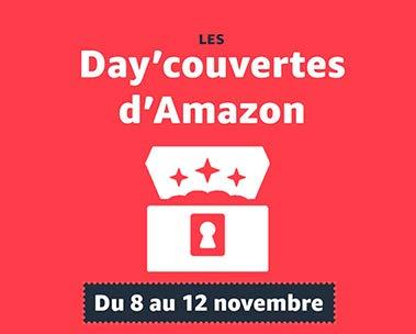 Les Day'couvertes d'Amazon