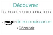 Amazon listes de recommandation