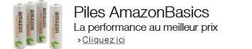 Câbles Lightning vers USB AmazonBasics