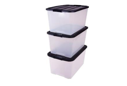 Déménagement - Bacs plastique