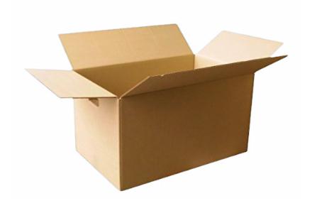 Déménagement - Cartons
