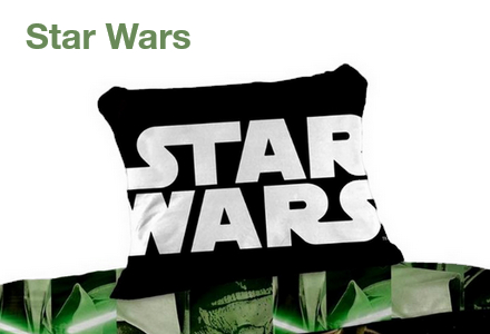 Linge de lit Star Wars