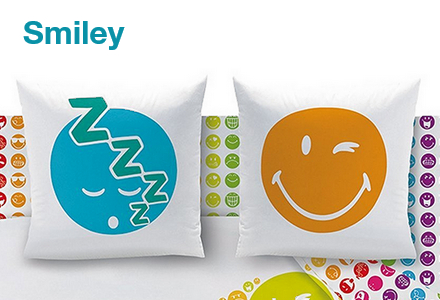 Linge de lit Smiley