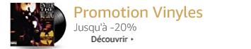 Promotion Vinyles jusqu'à -20%