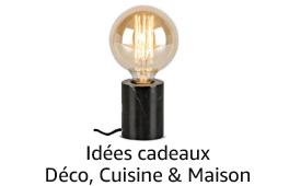 Découvrez nos idées cadeaux Déco, Cuisine et Maison