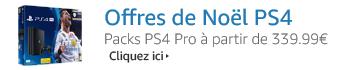 Cyber Monday - Packs PS4 à partir de 299.99€