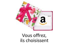 Carte cadeaux Amazon