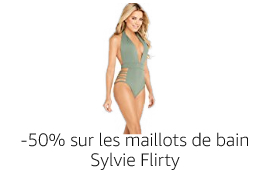 Promotion Sylvie Flirty Swimwear