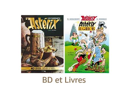 BD et Livres