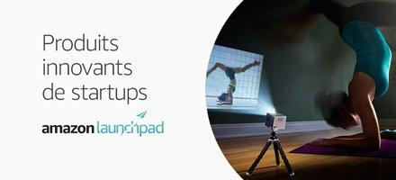 Amazon Launchpad: les produits des startups du moment