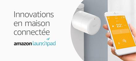 Amazon Launchpad: Maison connectée