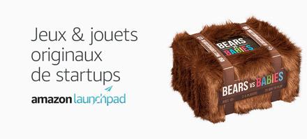 Amazon Launchpad: Jeux et jouets originaux de startups