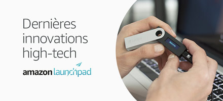 Amazon Launchpad: Innovations high-tech