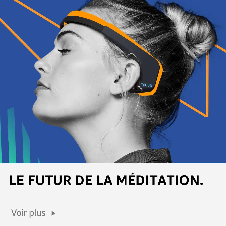 Le futur de la méditation.