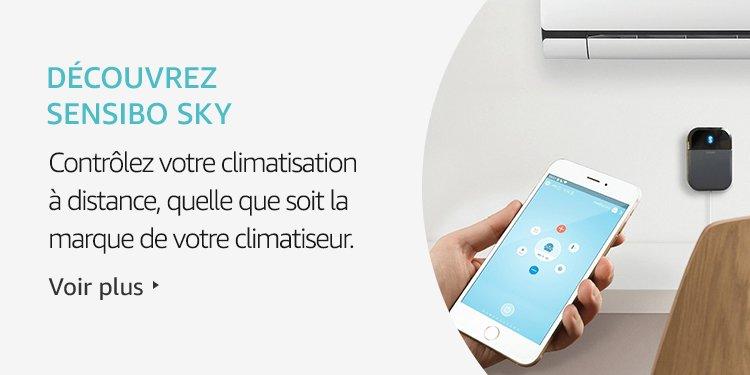 Amazon Launchpad: Decouvrez Sensibo Sky
