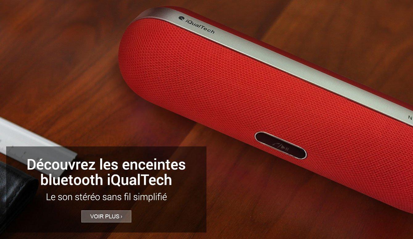 Amazon Launchpad: iQualTech