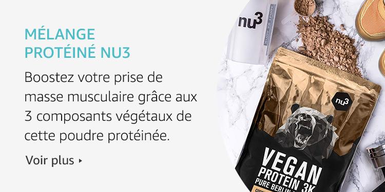 Mélange protéiné nu3
